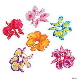 fun express Jumbo Leis Bracelets - 2ct. Asst. Colors