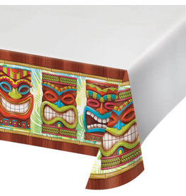 "creative converting Tiki Time Tablecloth - 54"" x 102"""