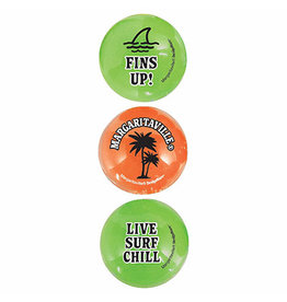 Amscan Margaritaville Pong Balls - 6ct.