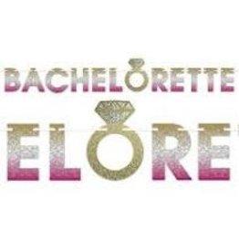 Beistle Bachelorette Banner - 6ft.