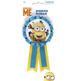 unique Despicable Me Minions Award Ribbon - 1ct.