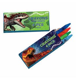 Amscan Jurassic World Crayons - 12ct.