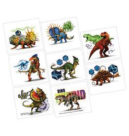 Amscan Jurassic World Tattoos - 8ct.