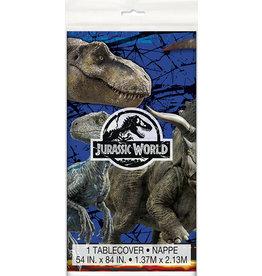 """unique Jurassic World Table Cover - 54"""" x 84"""""""