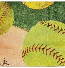 Havercamp Fastpitch Softball Bev Napkins - 16ct.