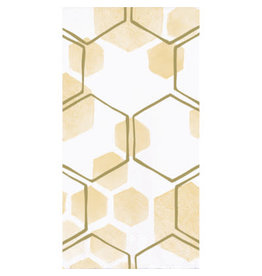 creative converting Honeycomb Guest Towels - 16ct.