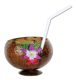 Beistle 10oz. Coconut Cup - 1ct.