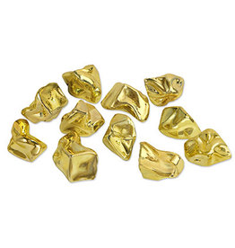 Beistle Plastic Gold Nuggets - 1oz.