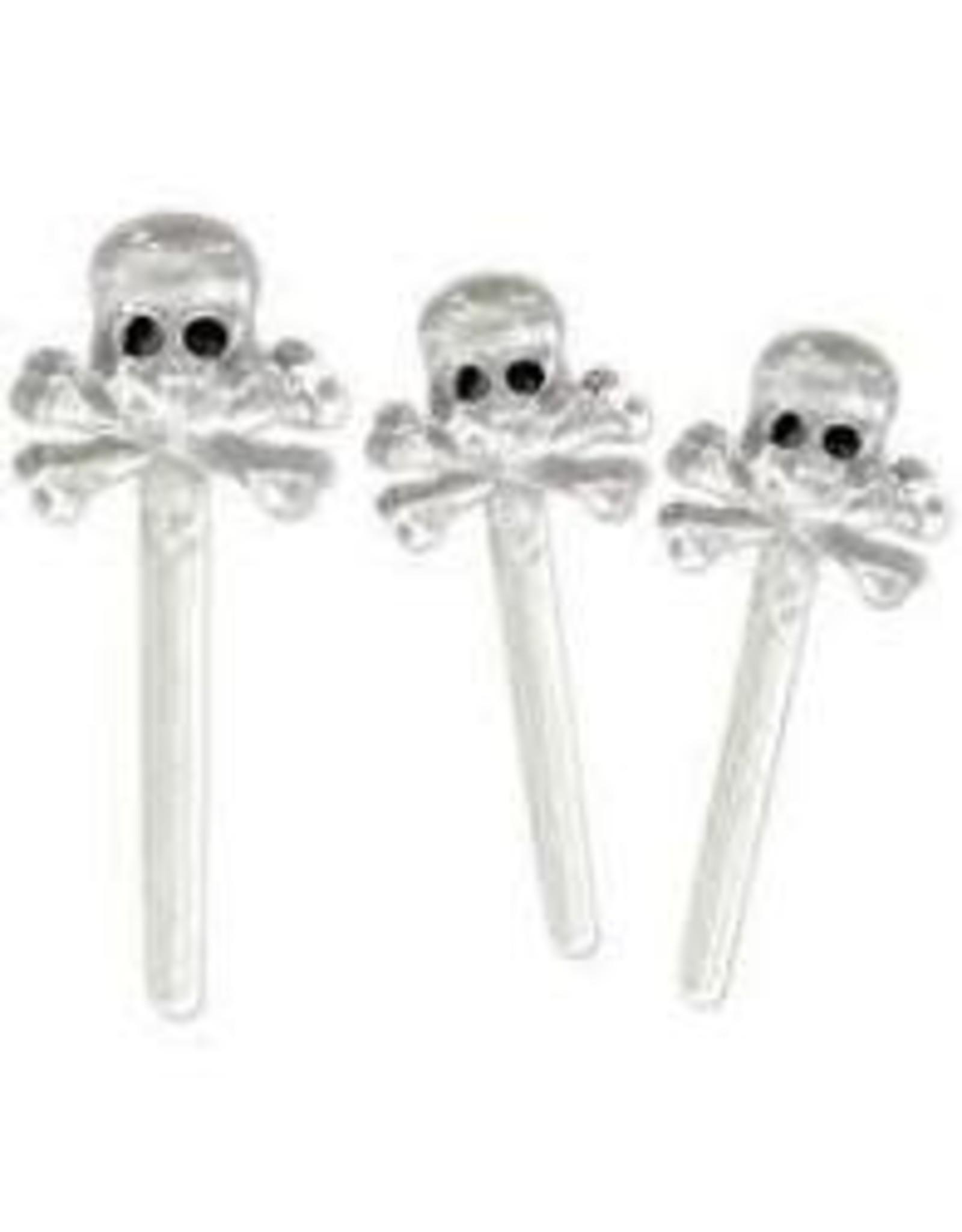 """Beistle 3"""" Skull Picks - 12ct."""