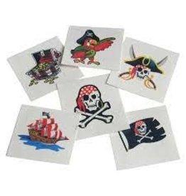 fun express Pirate Tattoos - 144ct.