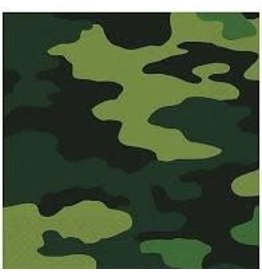 Amscan Camouflage Beverage Napkins - 16ct.