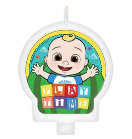 Amscan Cocomelon Birthday Candle - 1ct.