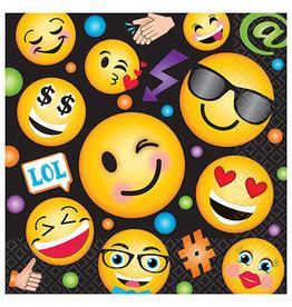 Amscan Lol Emoji Lunch Napkins - 16ct.