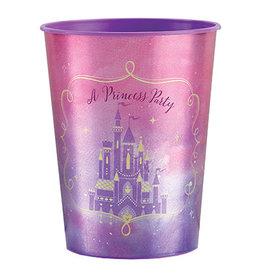 Amscan Disney Princess 16oz Favor Cup - 1ct.
