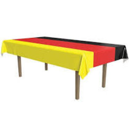 """Beistle German Tablecover - 54"""" x 108"""""""