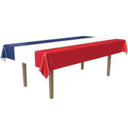 """Beistle USA Tablecover - 54"""" x 108"""""""