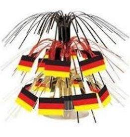 Beistle German Flag Mini Cascade Centerpiece