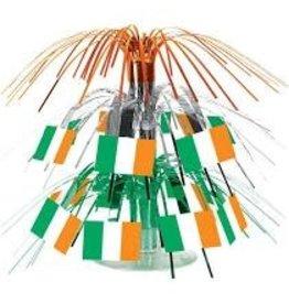 Beistle Irish Flag Mini Cascade Centerpiece