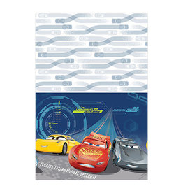 """Amscan Cars 3 Tablecover - 54"""" x 96"""""""