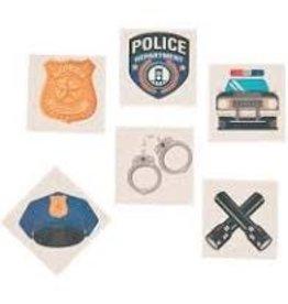fun express Police Tattoos Asst. - 36ct.
