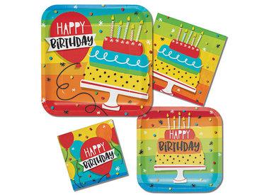 Hoppin Birthday Cake