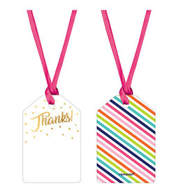 Amscan Sweets & Treats Favor Tags - 25ct.