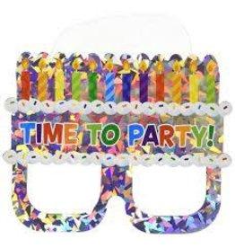 Amscan Birthday Shades Invites - 8ct.