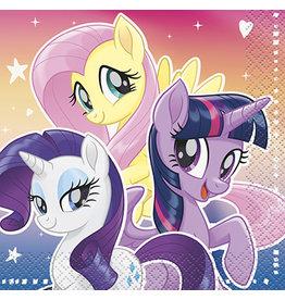 unique My Little Pony Bev. Napkins - 16ct.