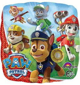 "mayflower 18"" Paw Patrol Mylar"