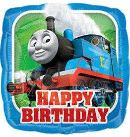 """mayflower 18"""" Thomas The Train Birthday Mylar"""