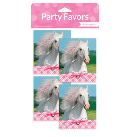 creative converting Horse Notepads - 4ct.