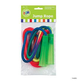 fun express Rainbow Jump Rope - 1ct.