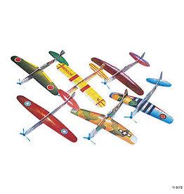 fun express WW2 Airplane Gliders - 1ct.