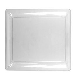 """northwest Clear Square Tray - 16"""" x 16"""""""