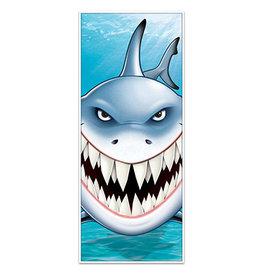 Beistle Shark Door Cover - 6ft.