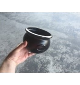 "Blinky Products 6"" Black Cauldron - 1ct."