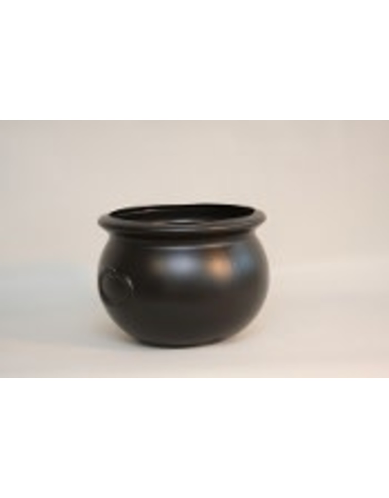 "Blinky Products 10"" Black Cauldron - 1ct."