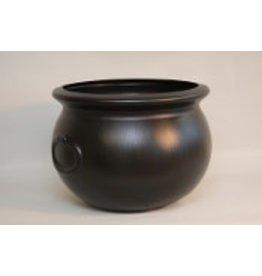 "Blinky Products 12"" Black Cauldron - 1ct."