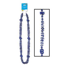 Beistle Oktoberfest Blue Beads - 2ct.