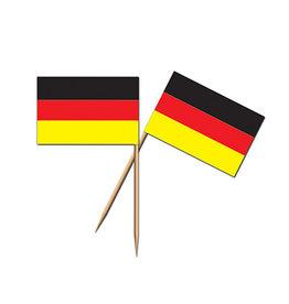 Beistle German Flag Picks - 50ct.