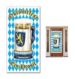 """Beistle Oktoberfest Door Cover - 30"""" x 5"""""""