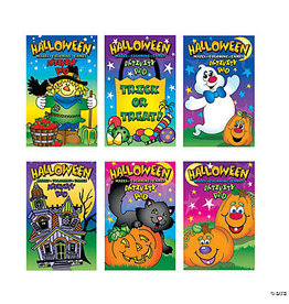 fun express Halloween Kids Activity Pads - 1ct. Asst.