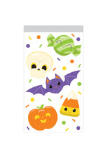 creative converting Halloween Character Zipper Treat Bags - 12ct.