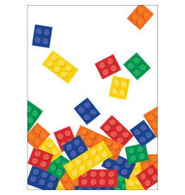 creative converting Block Party Loot Bags - 8ct.