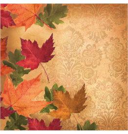 creative converting Autumns Elegance Lunch Napkins - 90ct.