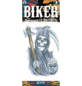 Tinsley Transfers Grim Reaper Tattoo