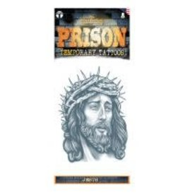 Tinsley Transfers Prison Jesus Tattoo