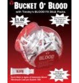 Tinsley Transfers Fresh Drying Fake Blood Tube - 1ct.