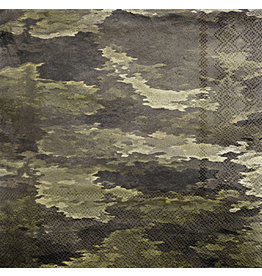 Havercamp Camouflage Beverage Napkins - 16ct.