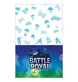 "Amscan Battle Royal Tablecover - 54"" x 96"""